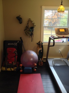My small but FUN home gym!