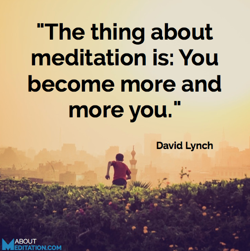 Meditation-quote-David-Lynch